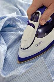iron clothing ironing