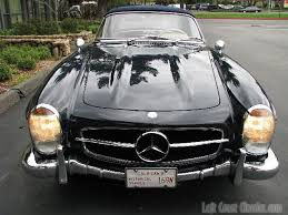 1960 mercedes for sale 1960 mercedes 300sl roadster for sale