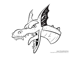 download dragon head coloring bestcameronhighlandsapartment