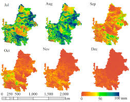 Colorado Temperature Map by Remote Sensing Free Full Text On The Downscaling Of Actual