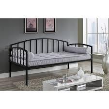bedroom pretty modern metal daybed d680af1d 3a07 4d85 9835