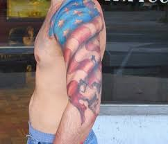 american flag tattoo sleeve tattoo collections