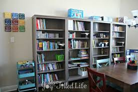 Replacement Shelves For Bookcase Ikea Must Haves For Your Homeschool Room My Joy Filled Life