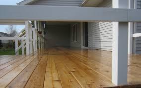 cedar plank flooring contemporary terrace balcony chicago