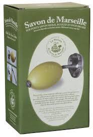 recharge savon mural porte savon ecolier inox mat et savon citron maison wishlist