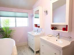 lavender bathrooms