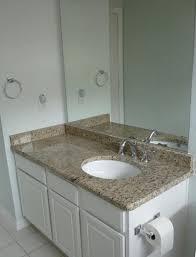 Bathroom Vanities Dallas Texas by Giallo Ornamental Granite Vanity Tops 59 Giallo Ornamental