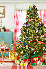 Christmas Tree To Decorate 60 Best Christmas Tree Decorating Ideas How To Decorate A
