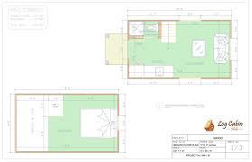 5 bedroom log cabin home plans