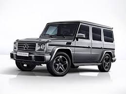 mercedes g classe g class limited edition is a retirement present to itself