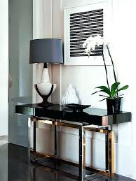 modern console table decor contemporary console table modern how to decorate a living room with