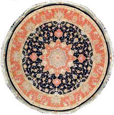 Round Persian Rug Round Authentic Persian Rugs Buy Round Oriental Rugs From Olcarpet