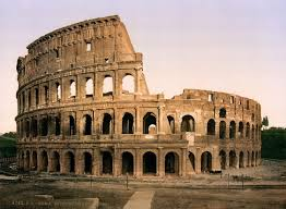 colosseum facts for kids largest amphitheatre in the world