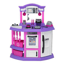 Pink Retro Kitchen Collection Kids U0027 Kitchen Sets U0026 Cleaning Toys Toddler U0026 Up Toys