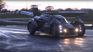 Lamborghini Gallardo Batmobile - la batmobile esiste davvero ed è una lamborghini