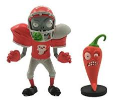 Jalapeno Halloween Costume Amazon Plants Zombies Football Zombie 3
