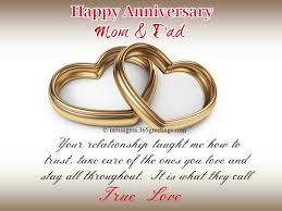 wedding wishes to parents anniversary messages for parents 365greetings 26th wedding