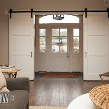 barn doors for homes interior stylish interior sliding barn doors renovations