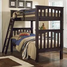 NE Kids Highlands Harper Full Over Full Bunk Bed Hayneedle - Ne kids bunk beds