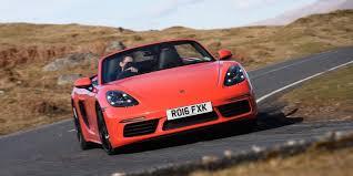 Porsche Boxster 718 - porsche will build a 250 hp 718 boxster and cayman