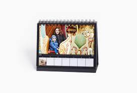 calendrier de bureau photo calendrier photo de bureau personnalisé monalbumphoto