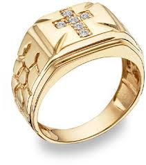 cross gold rings images Gold cross rings new image ring jpg