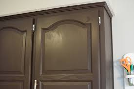 How To Touch Up Wood Cabinets Ashley U0027s Green Life 7 1 16 8 1 16
