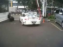 porsche 911 indonesia porsche 911 gt3 rs 4 0 at porsche centre jakarta indonesia