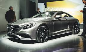 mercedes s63 amg coupe 2015 2015 mercedes s63 amg 4matic coupe photos and info