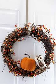 easy to make fall grapevine wreath house of hawthornes