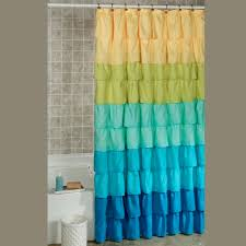 Frilly Shower Curtains Shower Curtains Ruffled Old World Home Furnishings 2015