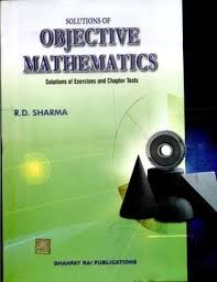 solutions of objective mathematics solutions of exercises and