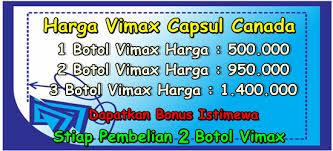 daftar harga vimax asli canada terbaru dan terlengkap