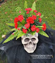 halloween flowers halloween decoration