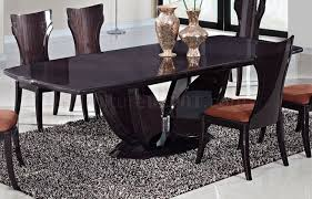 Dining Room Furniture Usa Dining Table In Wenge By Global Furniture Usa W Options