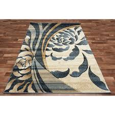 Blue And Black Rug Black And Green Area Rugs Interior Design