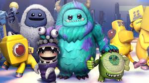 Monsters Inc Costumes Littlebigplanet 3 Monsters Inc Costume Pack Showcase Lbp3 Dlc