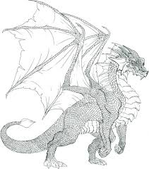 realistic dragon coloring pages pertaining to motivate to color