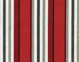 Red And White Striped Awning Awning Stripe Etsy