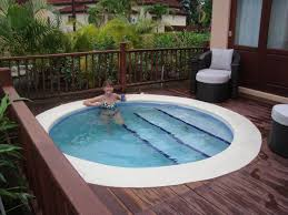 Above Ground Pool Ideas Backyard Small Plunge Pool Designs Aloin Info Aloin Info