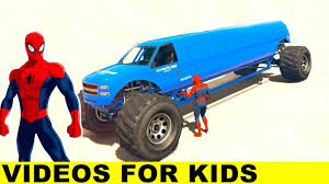 monster truck videos for children monster truck videos for kids uvan us