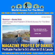 Magazines For The Blind World Access For The Blind Social Media