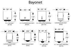 standard light bulb base size light bulb size chart for cars http johncow us pinterest