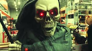 Home Depot Decorating Store by The Home Depot Halloween 2015 Let U0027s Do Spooky Youtube