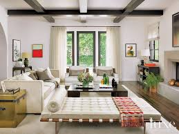 zebra rugs bungalow home staging redesign luxe magazine spanish bungalow living rooms pinterest spanish