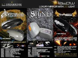 lexus accessories hong kong ktdw led side mirror k t d w hong kong trading company car