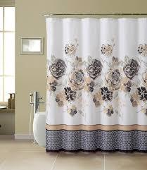 Bathroom Shower Curtain Ideas And Grey Shower Curtain Ideas For Bathroom Best Curtains