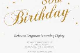 80th birthday invitation template uk 4k wallpapers