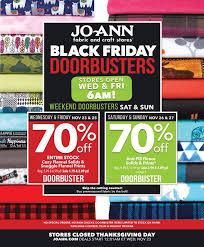 michaels black friday joann black friday 2017 ads deals and sales