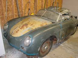 porsche mechanic salary barn find not mine but a good one the unobtaniate